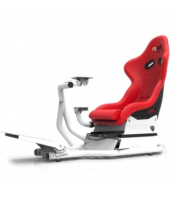 RSEAT RS1 RED/WHITE
