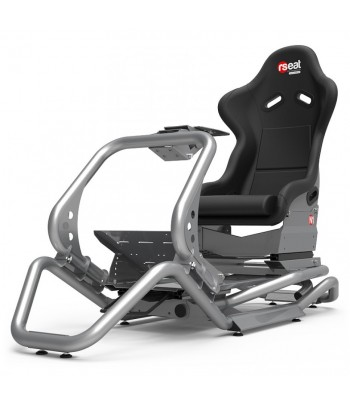 RSEAT N1 BLACK/SILVER