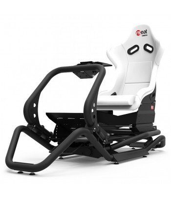 RSEAT N1 WHITE/BLACK