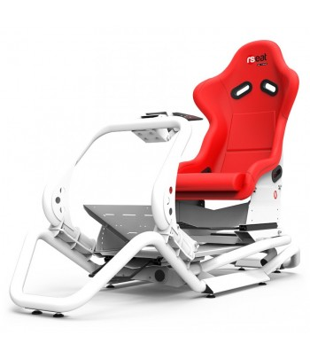 RSEAT N1 RED/WHITE