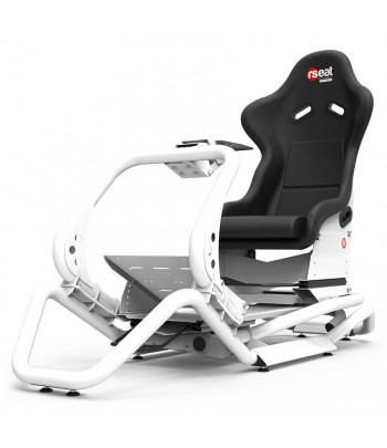 RSEAT N1 BLACK/WHITE