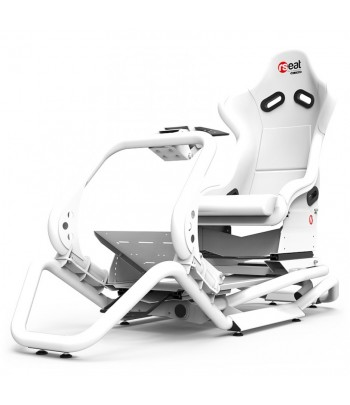 RSEAT N1 WHITE/WHITE
