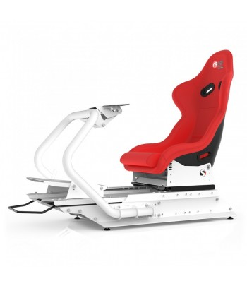 RSEAT S1 RED/WHITE