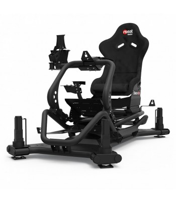 RSEAT N1 M4A 3000 BLACK MOTION SIMULATOR