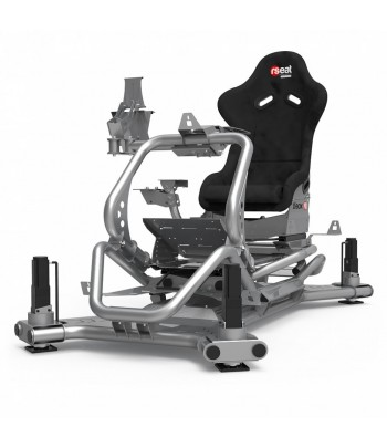 RSEAT N1 M4A 3000 SILVER MOTION SIMULATOR