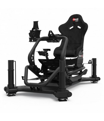 RSEAT N1 M4A 6000 BLACK MOTION SIMULATOR