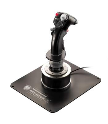 HOTAS WARTHOG FLIGHT STICK...