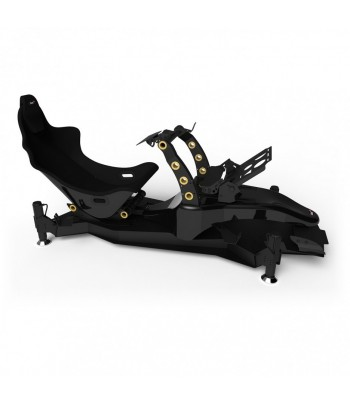 RSEAT FORMULA M4A BLACK/GOLD