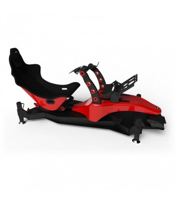 RSEAT FORMULA M4A RED