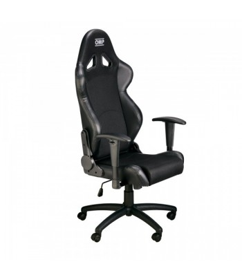 OMP GAMING CHAIR BLACK