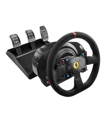 T300 FERRARI INTEGRAL ALCANTARA EDITION - PS3 / PS4 / PC
